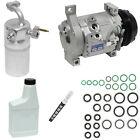 New A/C Compressor and Component Kit for Silverado 1500 Silverado 2500 HD Avalan