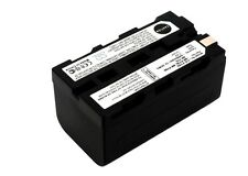 Li-ion Battery for Sony DCR-TR8100 NP-F750 PLM-A55 (Glasstron) NP-F730 NP-F770
