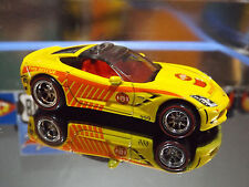2016 MATCHBOX Special Custom '15 CORVETTE STINGRAY with Hot Wheels Real Riders
