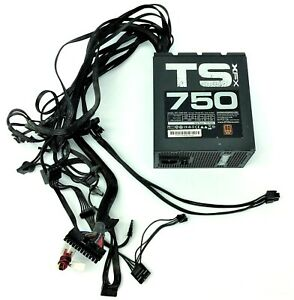Used XFX TS 750w Computer Power Supply Untested Parts