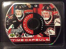 Dominik Hasek 1999-00 Upper Deck PowerDeck Time Capsule CD-Rom