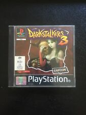 Darkstalkers 3 Sony Playstation One PS1 PSX PAL Complete VERY RARE