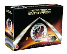 Star Trek: Enterprise - The Full Journey [DVD] Scott Bakula, Jolene Blalock New