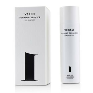 NEW VERSO Foaming Cleanser 90ml Womens Skin Care