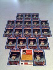*****Pocahantas*****  Lot of 20 cards / 1992 Starline Americana
