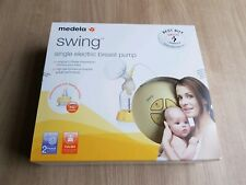 BOXED MEDELA SWING ELECTRIC BREAST PUMP - ONLY 3 MONTHS OLD! RRP £99.99