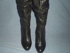 Jessica Simpson Anne Black Knee High Boot - SIZE 8 B   $299