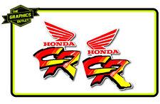Honda 1991 CR125-250 Rad Sudario calcomanías Motocross MX Gráficos Pegatinas