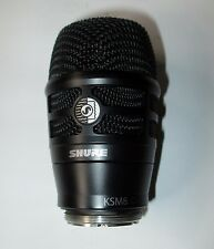 SHURE RPW174 KSM8 Dualdyne Cardioid Dynamic Wireless Microphone Capsule GREAT