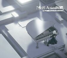 Piano Collections Nier Automata Game Music Audio CD