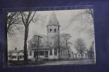 RPPC Old Methodist Church, Cleveland, NY Postcard