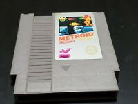 Metroid (Nintendo Entertainment System, 1987) AUTHENTIC! TESTED! FREE SHIPPING!