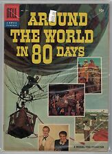 Around the World in 80 Days- Dell Four Color Comic-#784  (GER)