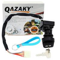 Ignition Key Switch For Suzuki 37110-07G00 37110-05G00 37110-09F00 LTF250 LTZ250