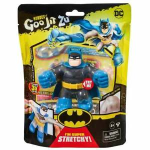 Heroes of Goo Jit Zu Marvel DC Superheroes Super Stretchy Classic Batman Figure