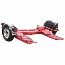 Car Tow Dolly Plans DIY Vehicle Carrier Auto Towing System Home Improvement Hand