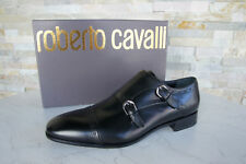 c588b715229 Roberto Cavalli Size 41 Slippers Business Low Shoes Black