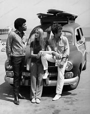 8x10 Print Michael Cole Peggy Lipton Clarence Williams III Mod Squad #MS922
