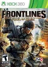Frontlines: Fuel of War Xbox 360 New Xbox 360, Xbox 360