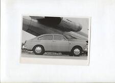 N°9031 /  photo Volkswagen 411 et Boeing 727       1969