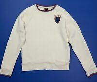 Diesel usato felpa maglia maglione tuta vintage usato M uomo donna sport T4922
