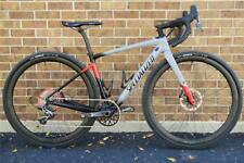 2018 SPECIALIZED DIVERGE EXPERT X1 52cm ROVAL CL38 CARBON WHEELS HOPE BRAKES