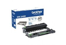 Genuine Original Brother DR2400 Black Drum Unit DCPl2510 l2530 HLl2310 DR-2400