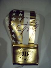 Floyd Mayweather jr Signed VIPBE Boxing Glove From Private Signing AFTAL/UACC RD