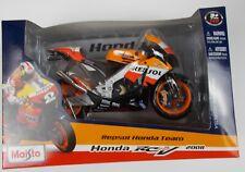 Maisto 1/18 #2 Repsol Honda RC212V Moto 2008 NIB