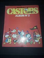 Castors juniors album n° 2 de 1978