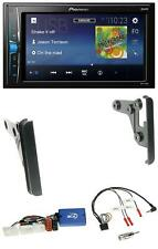 Pioneer 2DIN MP3 USB Lenkrad Autoradio für Toyota RAV 4 2001-2005