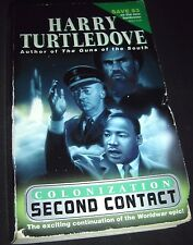 Colonization Second Contact 1 by Harry Turtledove (2000, Paperback)