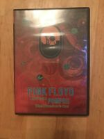 Pink Floyd Live At Pompeii The Directors Cut DVD (Not A Blu Ray) With Insert