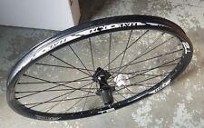 "Halo T2 Rear Wheel (26"") Spin Doctor Disc Hub (BLACK) Mountain Bike 8 9 10s NEW"