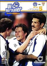 BL 99/00 Hertha BSC - VfB Stuttgart, 23.10.1999 - Poster Thomas Helmer