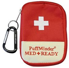 Asthma Inhaler Attack Kit Puffminder Medready for Albuterol Rescue Inhalers