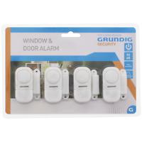 Alarme de porte et de fenêtre Grundig 4 pièces 90 dB