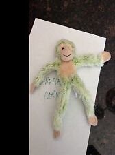 American Girl Doll Of The Year Jess EUC Retired Green Plush Monkey ONLY