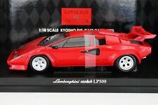 Lamborghini Countach LP 500 S KYOSHO 1:18 Rot