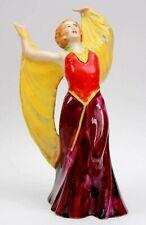 Art Deco Lorna Gibsons Pottery Figurine Circa 1920