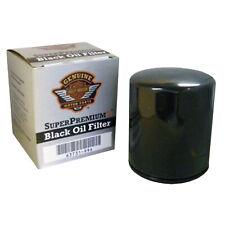 Original Harley-Davidson Ölfilter schwarz Twin Cam | Milwaukee Eight *63731-99A*