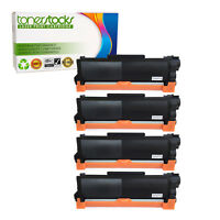 4 High Yield Black Toner Cartridge For Brother TN660 DCP-L2540DW HL-L2300D