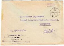 Russia SOVIET-OFFICIAL-MOSCOW 2/2/40-TO USA-SCARCE USAGE