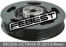 Crankshaft Pulley Engine For Skoda Octavia Iii (2013-Now)