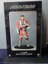 Sold Only in Japan Attakus Collection Star Wars Luke Skywalker Statue # 29/200