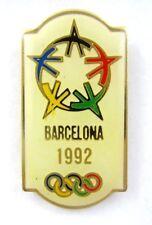 Barcelona 1992 Olympic Candidate City Olympic Bid Pin Badge