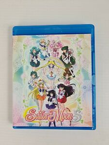 Sailor Moon S Episodes 106-127 Blu-ray Disc Pretty Soldier Anime