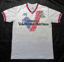 Yokohama F. Marinos J-League shirt jersey MIZUNO 1993-1995 Japan Club / /men/ L