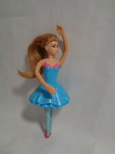 McDonald's 2012 Barbie in The Pink Shoes Giselle Doll