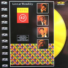 LEVEL 42 - Live At Wembley Laser Disc
